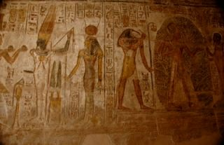 رمسيس الثاني فرعون