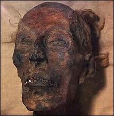 قصة اكتشاف جثة الفرعون خواطري
