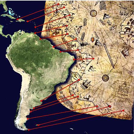 المسلمين وصلوا شواطئ أمريكا كولومبس 12264858036565.jpg