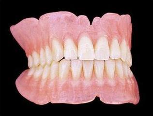 وفي أنفسكم أفلا تبصرون: الأسنان