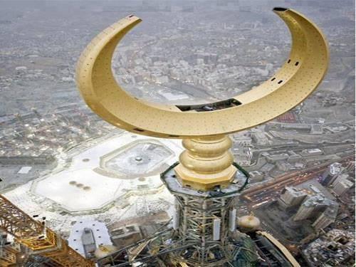 علو البناء في مكة على رؤس الجبال من علامات قرب قيام الساعة 139842641351_5551021