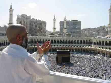 الي المشتاقين الي بيت الله العتيق