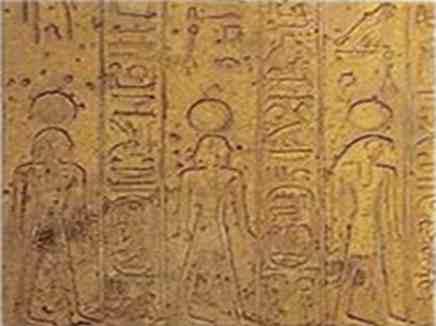يوم الزينة يكشف رمسيس الثاني فرعون موسى