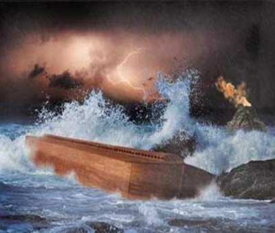 الطوفان العظيم The Great Flood